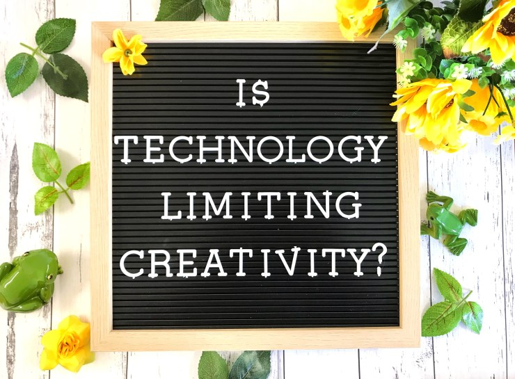 Is Technology limiting Creativity?