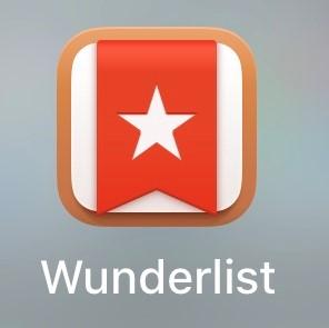 WunderList App