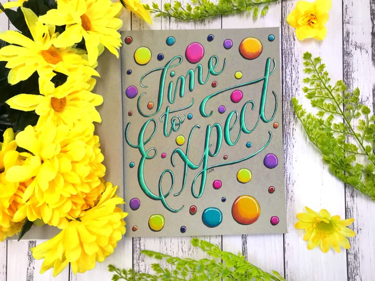 Time to Expect by Chrissie Murphy Designs