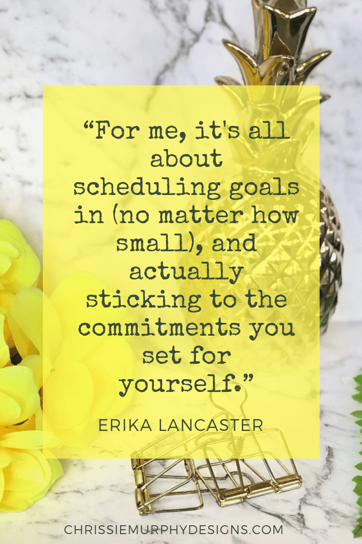 Quote by Erika Lancaster
