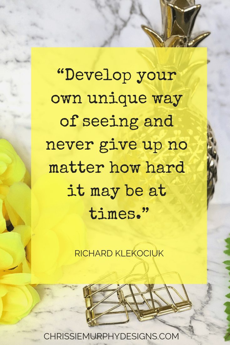 Quote by Richard Klekociuk