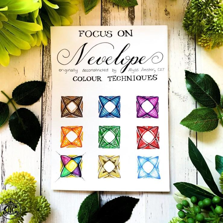 Nvelope Colour Techniques