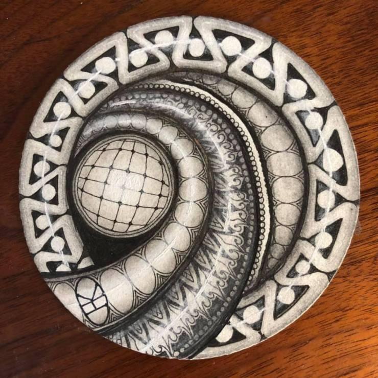 Zentangle by Heidi Kay, CZT
