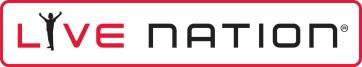 Live Nation Logo. (PRNewsFoto/Live Nation)