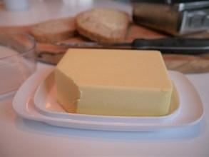 Full cream butter