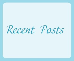 Recent Posts