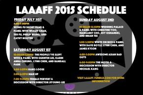 laaaff schedule official