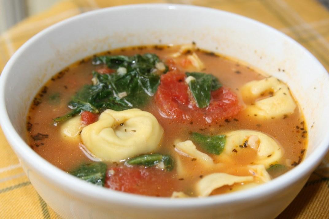tortellini soup edmonton