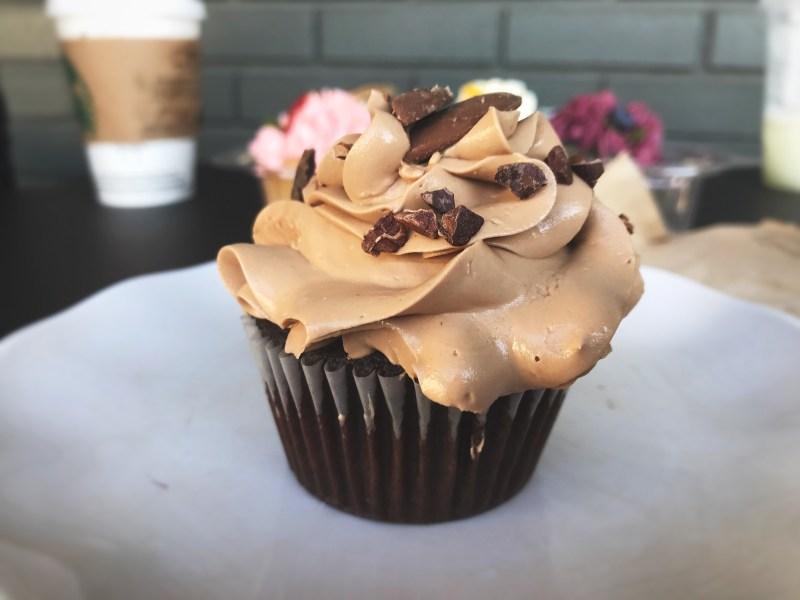 Edmonton cupcakes blog review