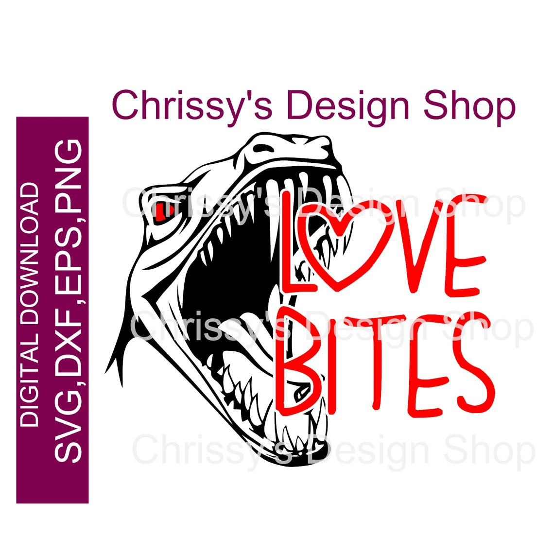 Download Love bites valentines day SVG DXF EPS PNG sublimation file ...