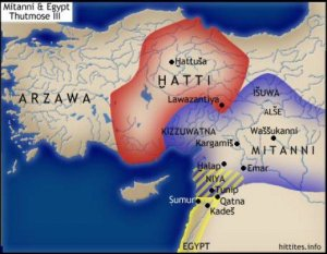 Hyksos expelled from Djahi