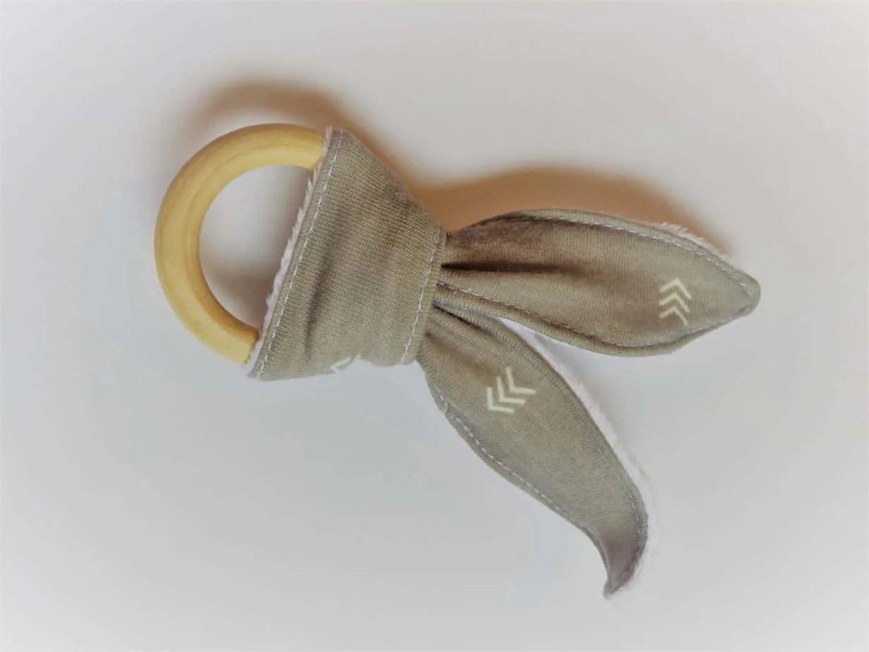 Bunny Ring Teether Tutorial