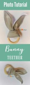 bunny teether tutorial