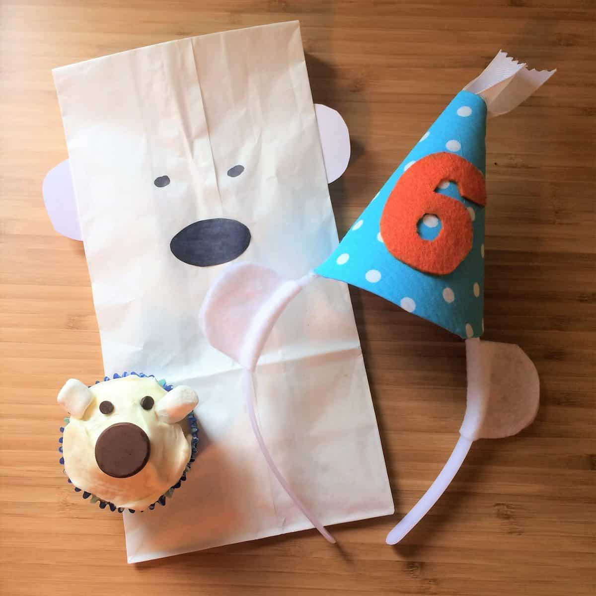 Polar Bear Birthday Party