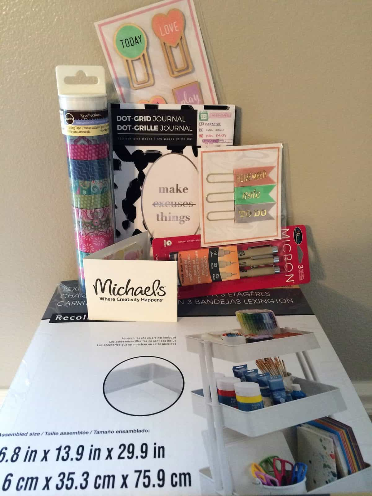 Craft Organization Giveaway and Product Review!