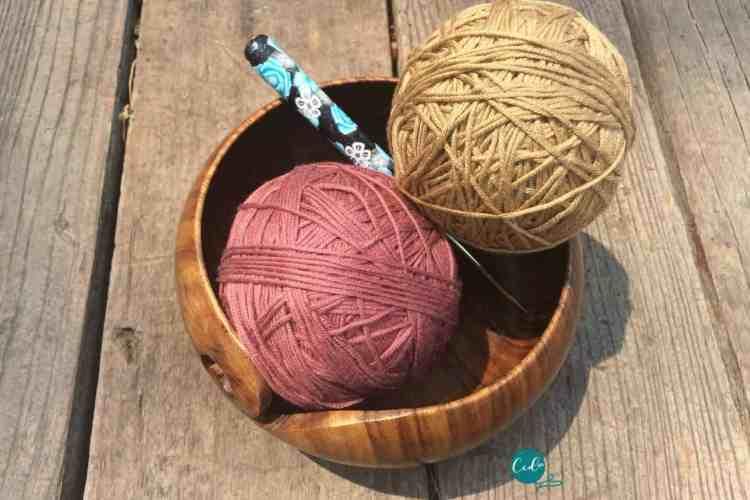 yarn ball