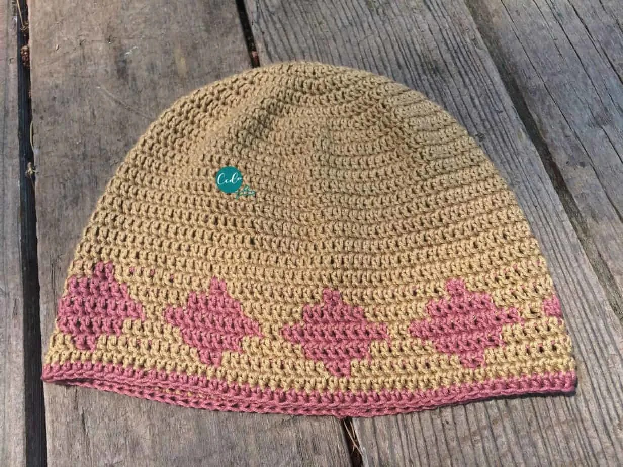 Crochet Summer Chemo Cap Pattern