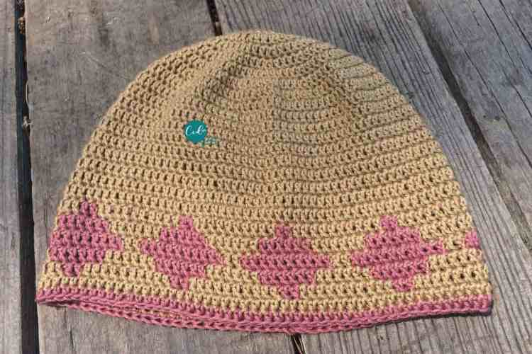 Crochet Summer Chemo Cap Pattern Christacodesign