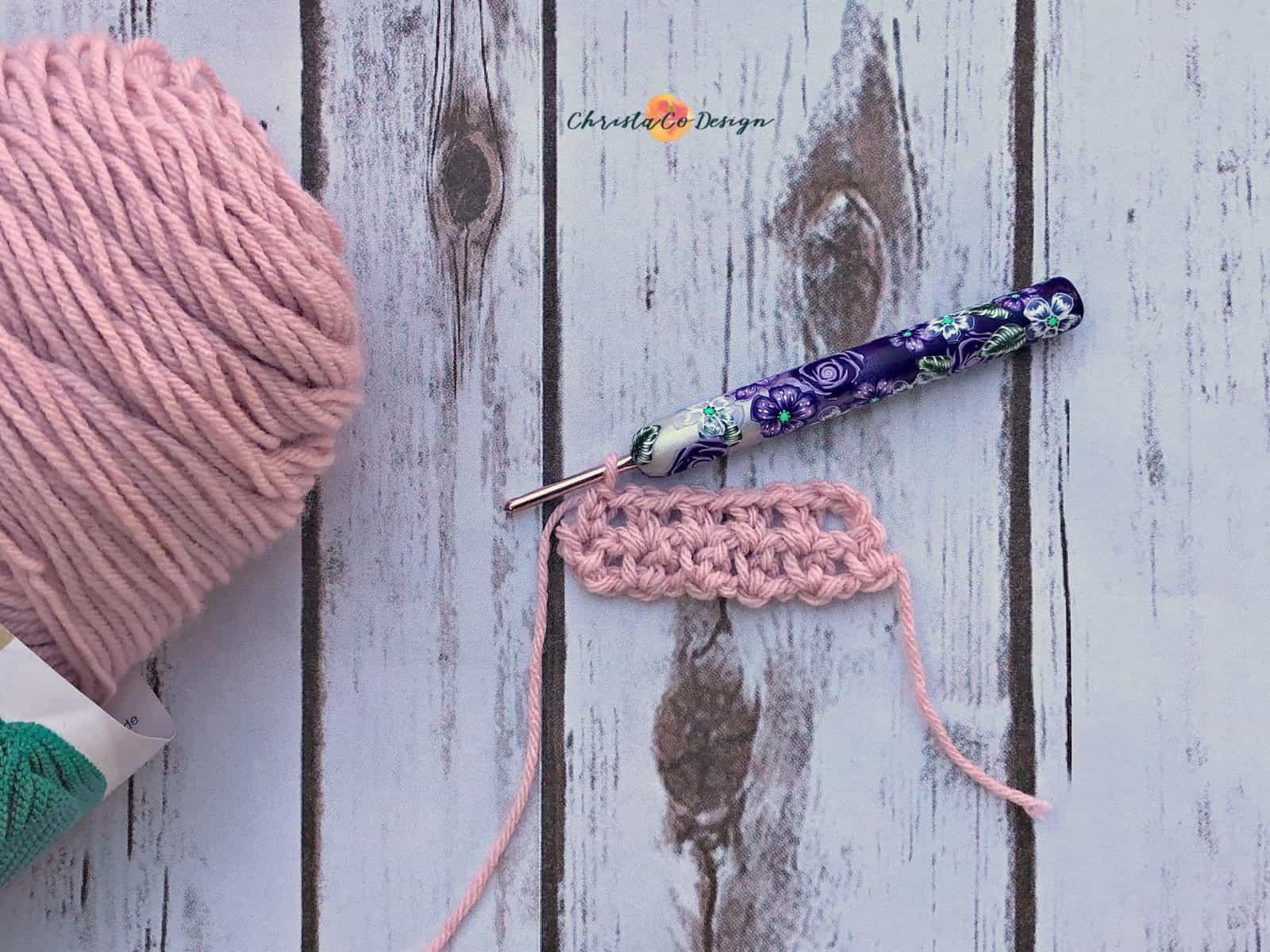 Pike Stitch Crochet Video & Photo Tutorial