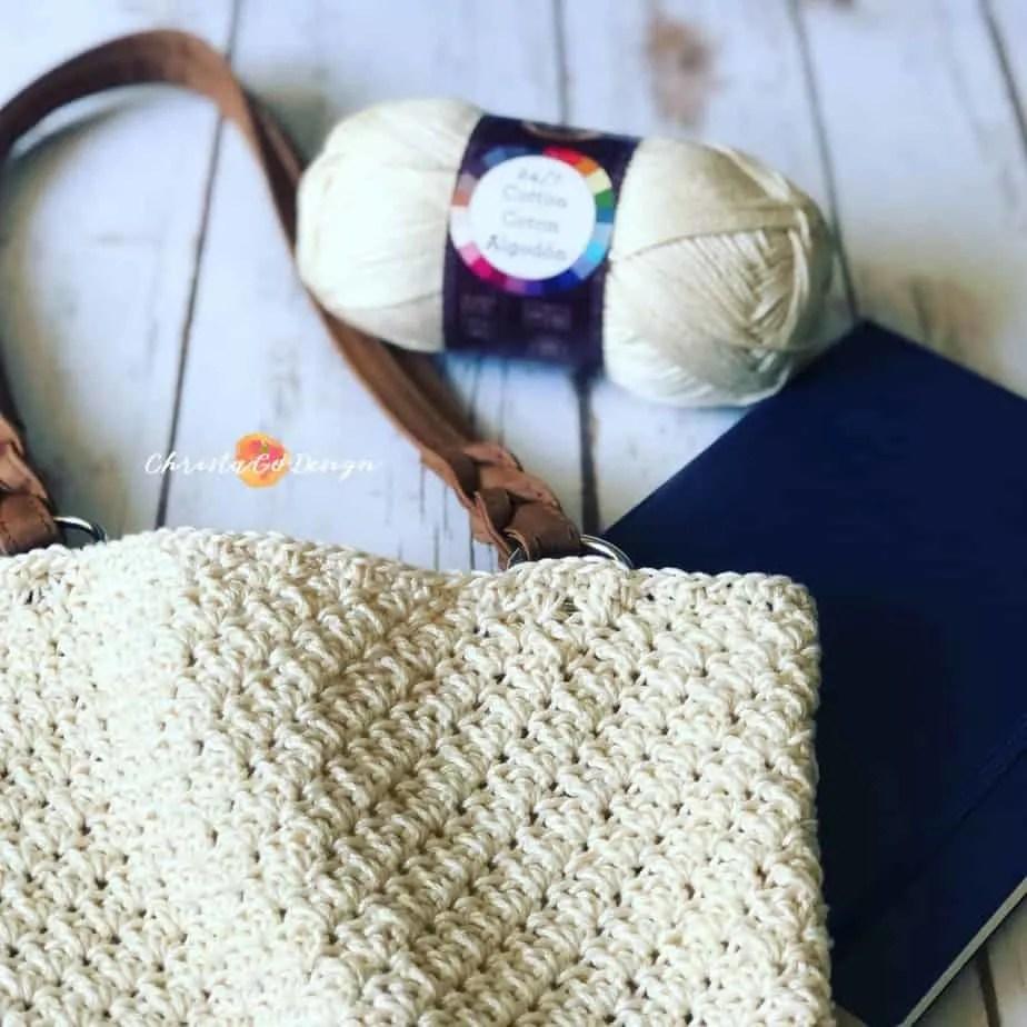 Tivoli Crochet Purse Pattern