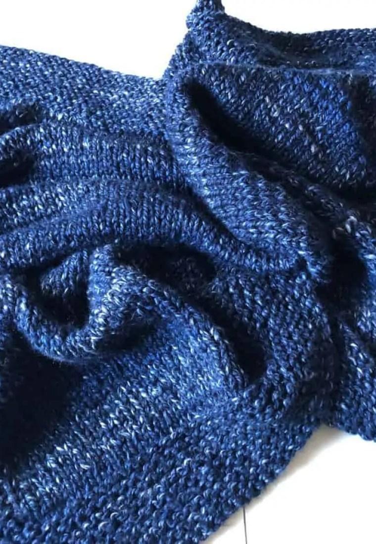 Sophia's Blanket a Free Knit Pattern