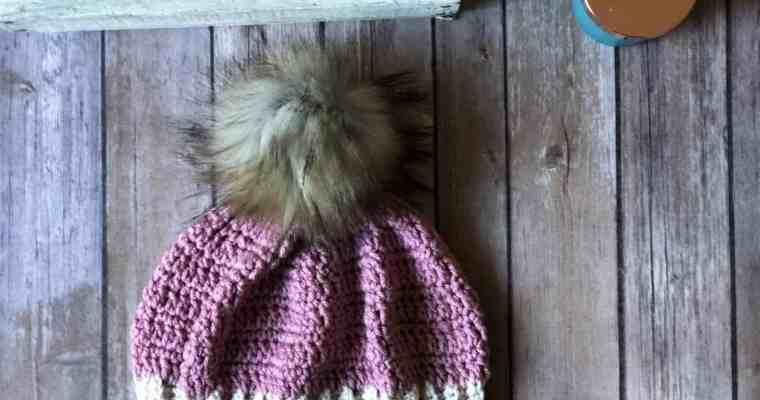 Lontano Beanie a Free Crochet Hat Pattern