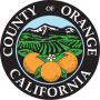 County of Orange Seal