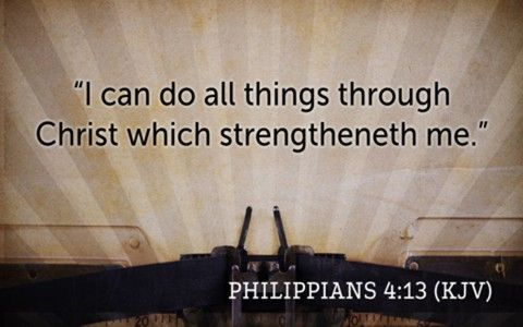 20 Inspiring KJV (King James Version) Bible Verses About Strength...