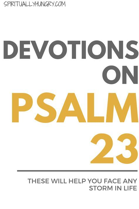 Psalm 23 is one of the most famous Psalms in the Bible. This post presents the b...