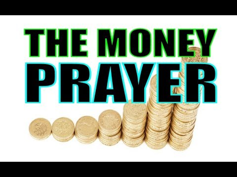 FINANCIAL MIRACLE MONEY PRAYER BREAKTHROUGH, by Brother Carlos -