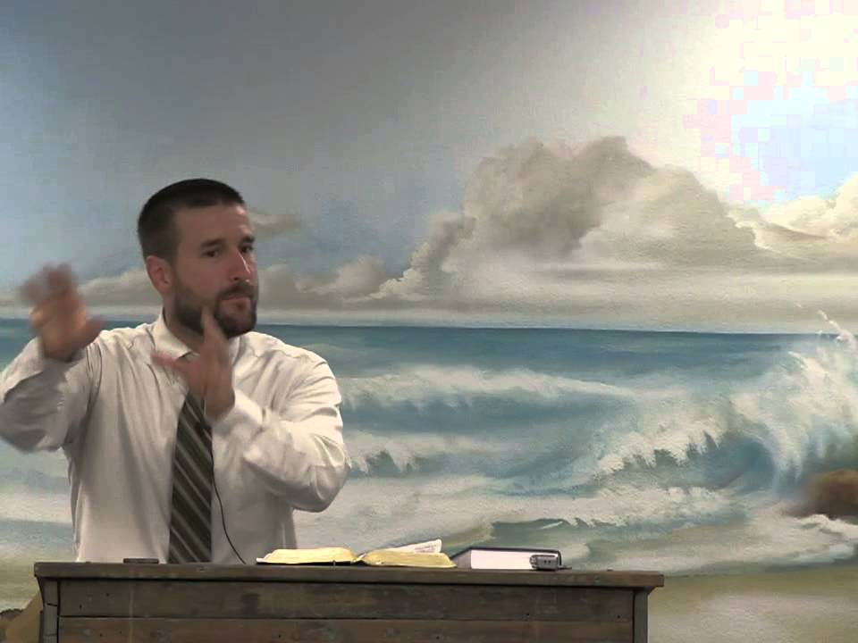 """Song of Solomon 1"" Verse by Verse Bible Study preached by Pastor Steven L Anderson"