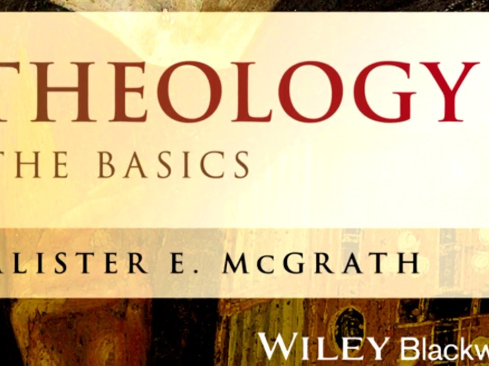 Theology The Basics: An Introduction