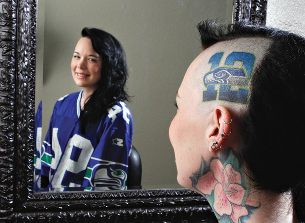 Fan Worship: The Seahawks And Northwest Spirituality