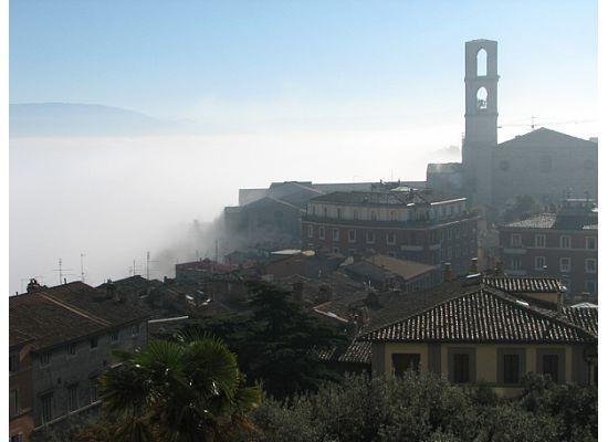 Perugia Fog
