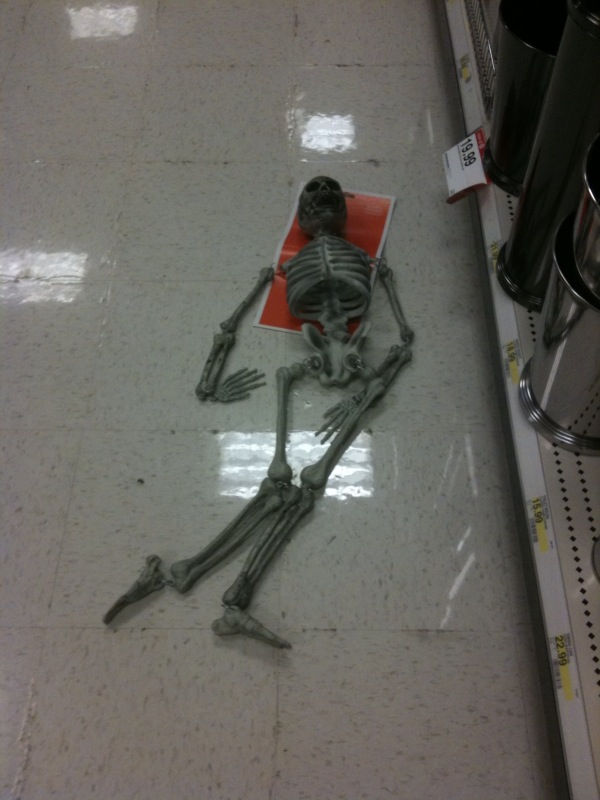Attention Undead Target Shoppers