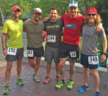 Chris Tarzan Clemens - Deadalus 5K