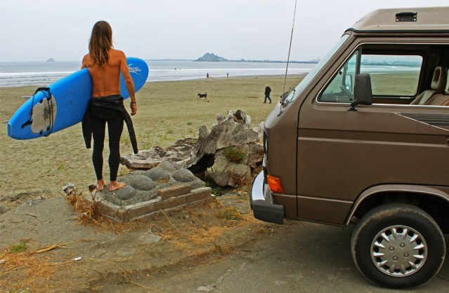 Chris Tarzan Clemens - Surf Crescent City