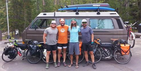 Chris Tarzan Clemens - Yellowstone Cyclists
