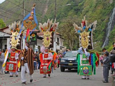 Chris Tarzan Clemens - Banos Carnival