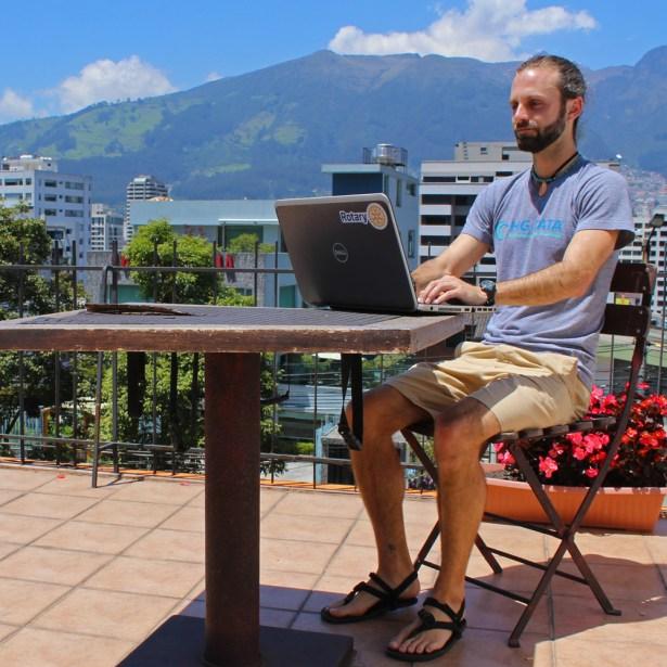 Chris Tarzan Clemens - Quito Office