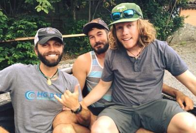 Chris Tarzan Clemens - The Guys In Vilcabamba - Kate Tomlinson