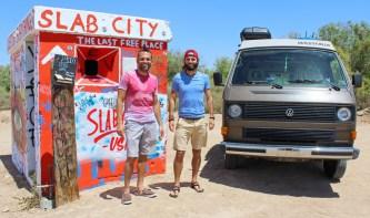 Slab City Gate - Chris Tarzan Clemens