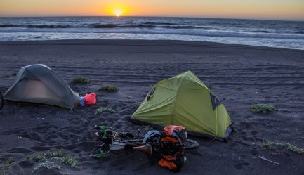 Chris-Tarzan-Clemens-Chile-Beach-Sunset