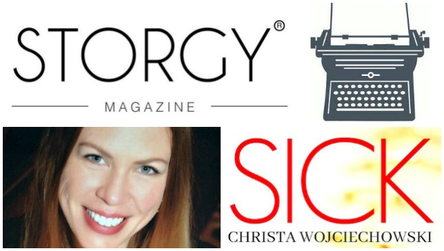 Talking about Sick, Mental Illness, and Book Marketing with @MoreStorgy