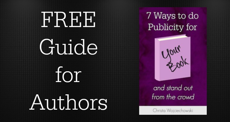 FREE Book Publicity Guide for Authors