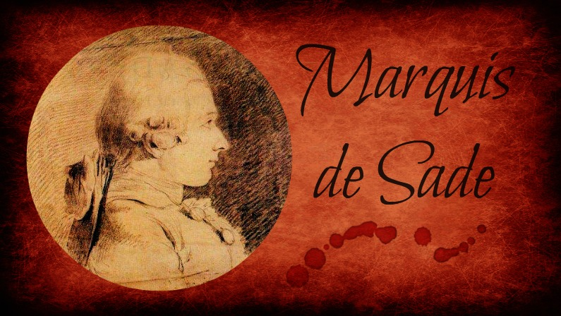 Marquis de Sade on Perverse Writers