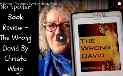 YouTube Book Review – The Wrong David with Christie Adams