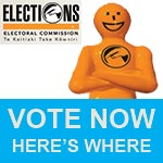 Vote now - advance voting at your libraries