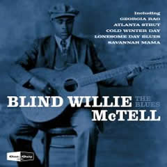 Cover of Blind Willie McTell