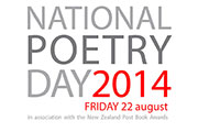 Logo of National Poetry Day